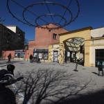 ALMA MATER STUDIORUM UNIVERSITA' DI BOLOGNA.  LABORATORI DI ARTE MUSICA E SPETTACOLO IN VIA AZZO GARDINO. ARCHIVIO AFFARI GENERALI - SETTORE COMUNICAZIONE ALMA MATER STUDIORUM FOTOGRAFIA DI ANDREA SAMARITANI   21 MARZO 2013